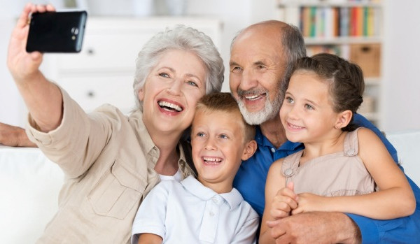 How can you be a better grandparent during a pandemic?