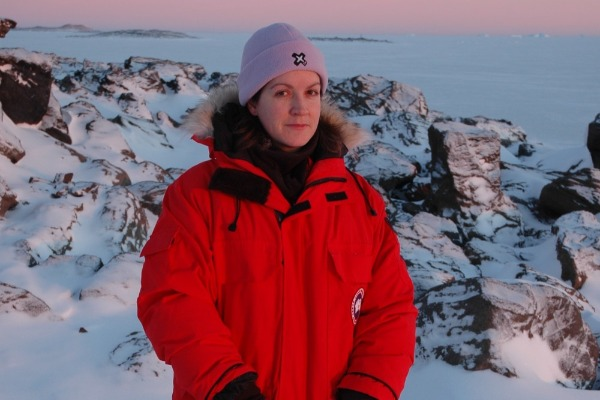 Antarctic expedition leader gives her tips for leading through a crisis