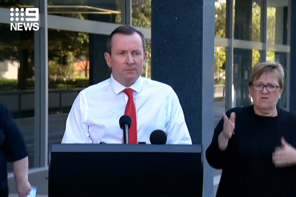 "McGowan: ""Melbourne is still in a state of meltdown"""