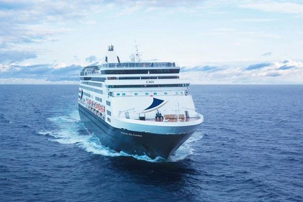 Life on the Vasco Da Gama cruise ship