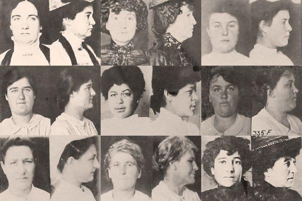 The women of Fremantle Prison