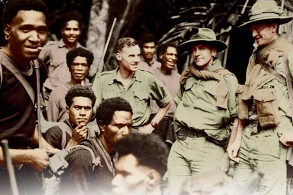 Author David Cameron brings us an unusual Kokoda story
