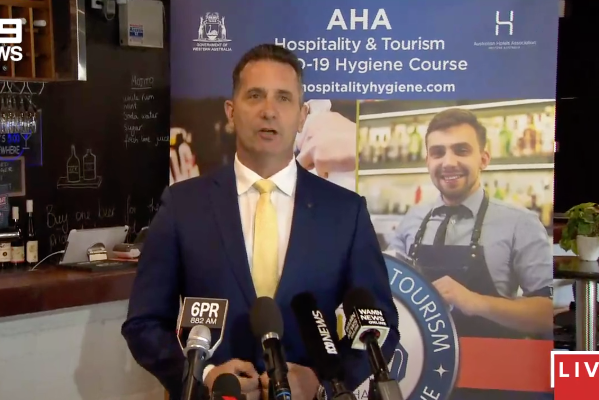 Compulsory hygiene training for WA hospitality workers