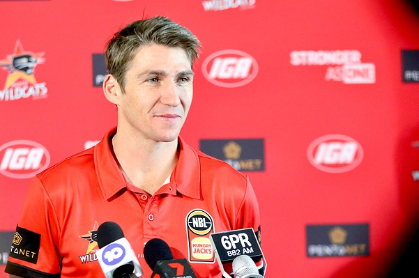 Article image for Wildcats Captain, legend and six-time title winner Damian Martin calls time on his illustrious career