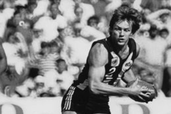 Article image for Memory Lane: Premiership maker Leon Baker