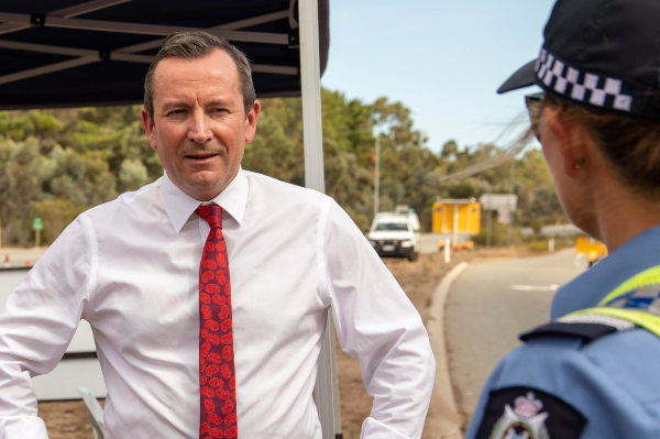 Mark McGowan says restrictions to be reviewed soon