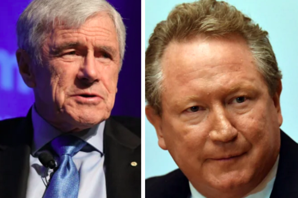 Stokes & Forrest are 'not the type of people we should be listening to' on China