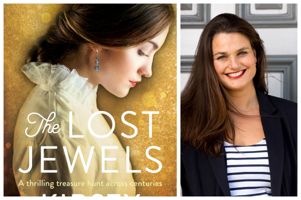 Author Kirsty Manning spills the secrets of The Lost Jewels