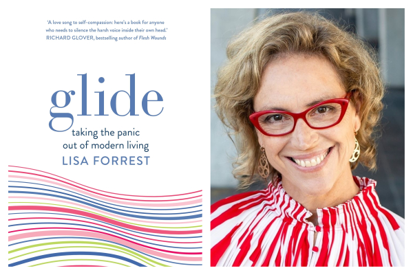 Author and serial overachiever Lisa Forrest on her new book Glide