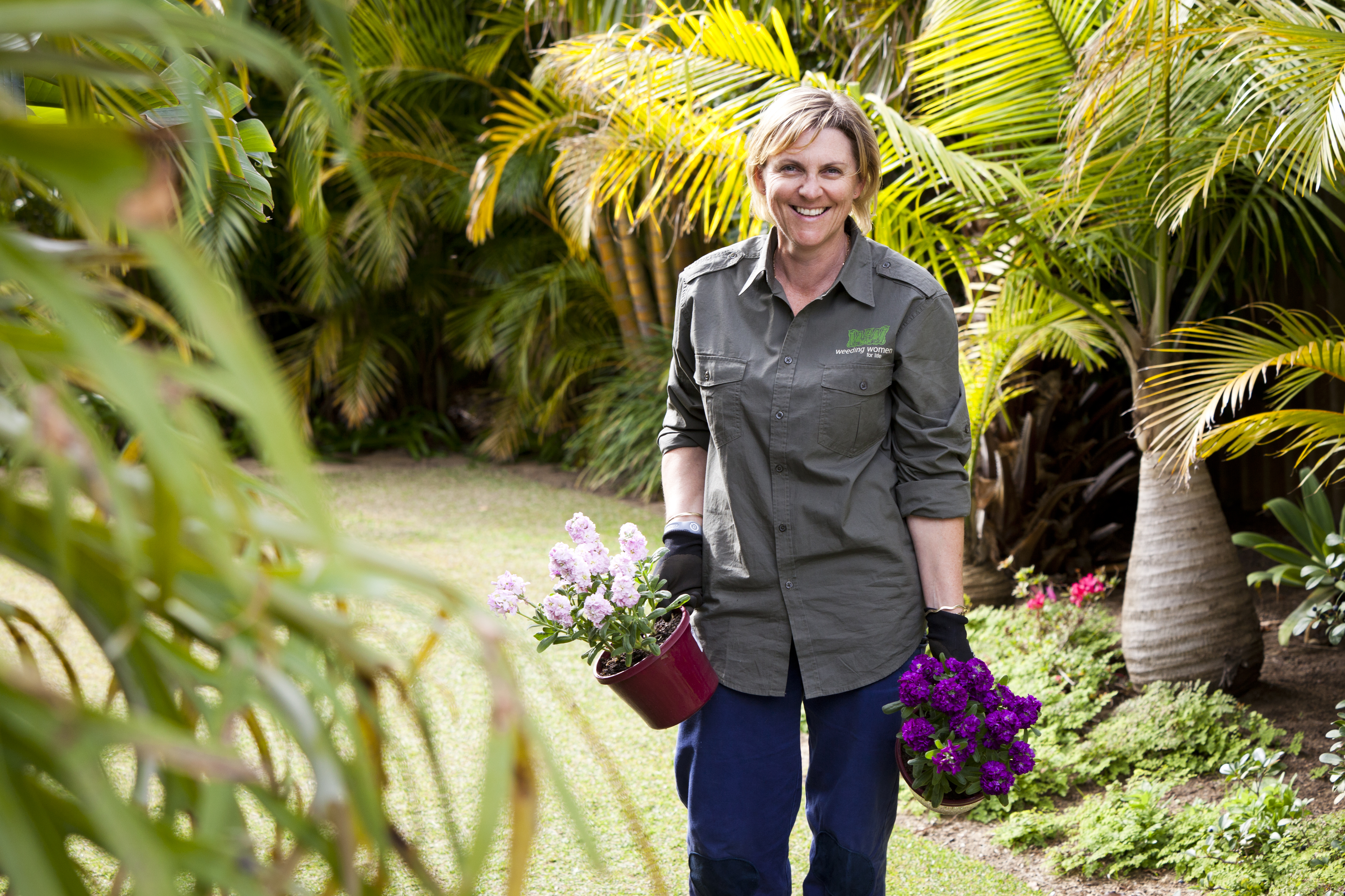 Article image for The best way to weed your garden with Sue McDougall