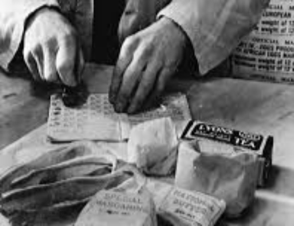 Tony Eades' family is living off a WWII ration book through Covid-19, could you do it?