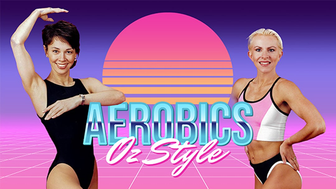 Article image for Iso Fitspo – Aerobics Oz Style is back