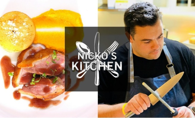 Rob Nixon from Nicko's Kitchen with the best ever banana bread recipe