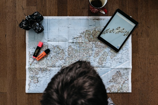 What to do when you can't travel? Plan your next trip of course!
