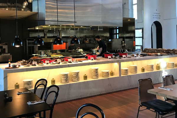 Article image for Buffets will be back… with a twist
