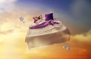Could the answer to curing your anxiety be in your dreams?