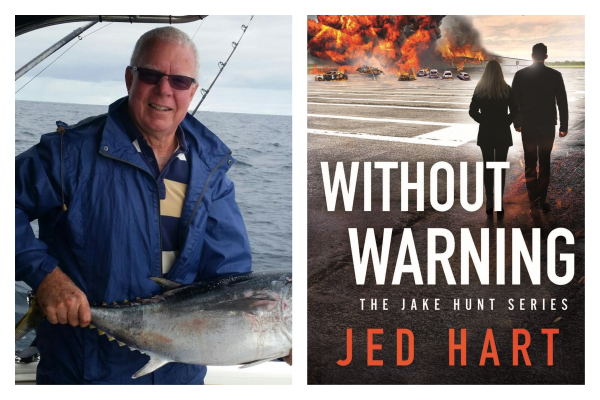 Author Jed Hart on his new book, Without Warning