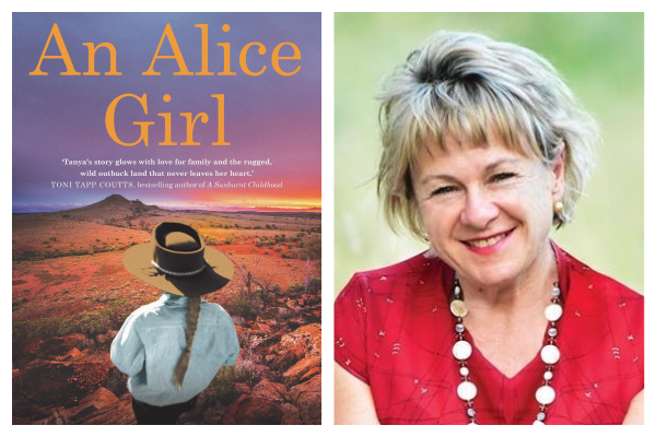 Author Tanya Heaslip brings us her memoir of an outback childhood