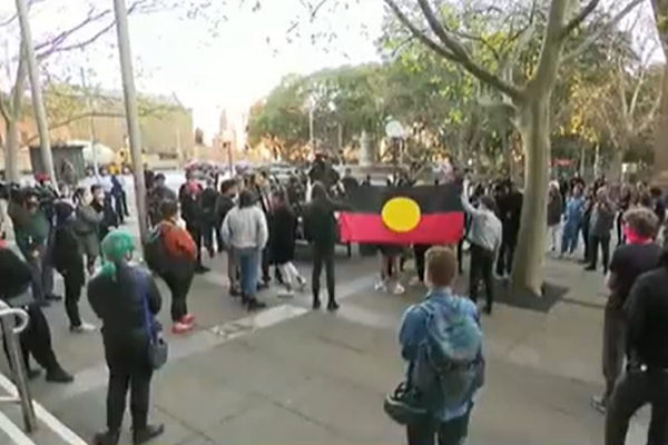 Perth protest planned with Police assistance