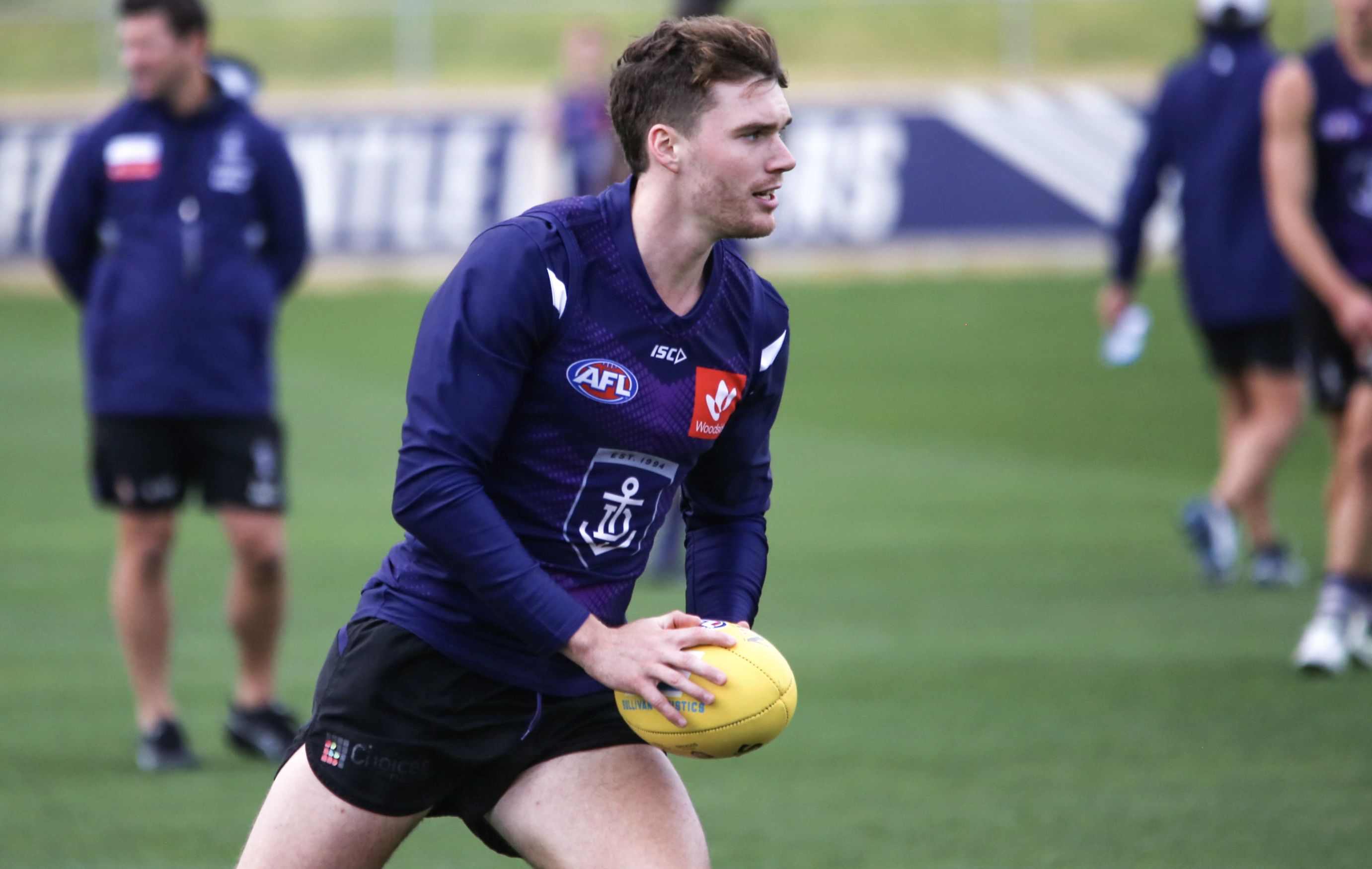Article image for Fyfe will be the difference for Freo