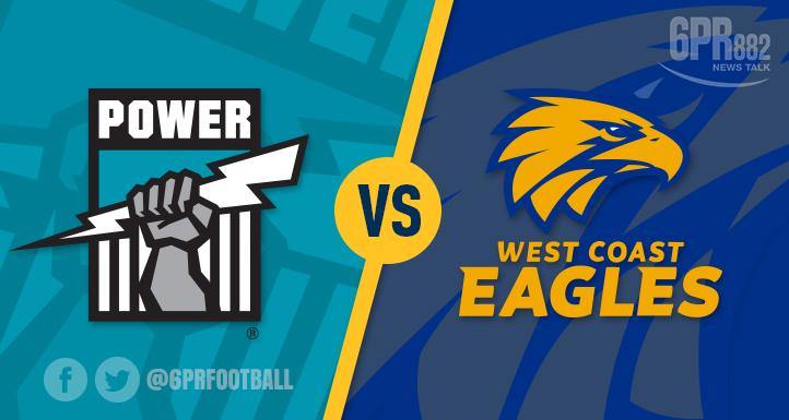 Power buzzing to take down Eagles