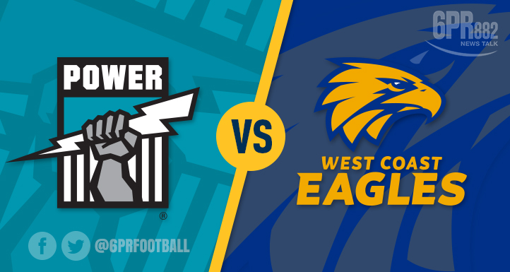 Power buzzing to take down Eagles