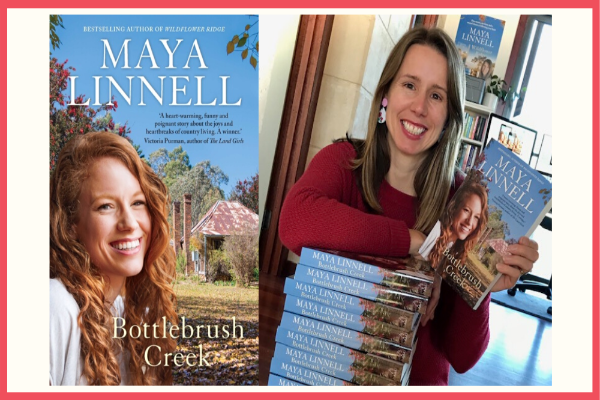 A stellar follow up book from Maya Linnell