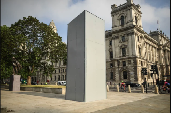 Statues protected as Number 10 cracks down on political dissenters