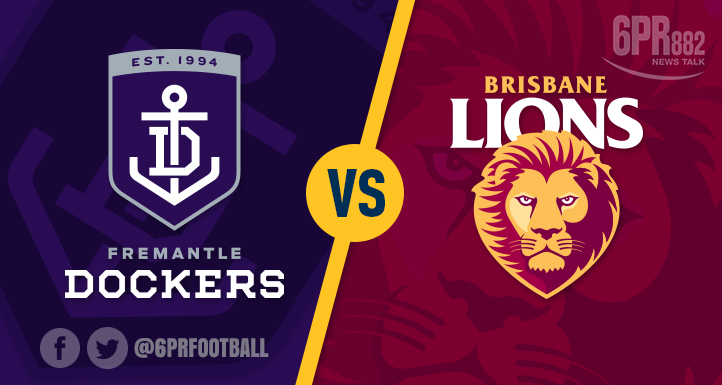 Article image for Fremantle fight on, but lose to Lions