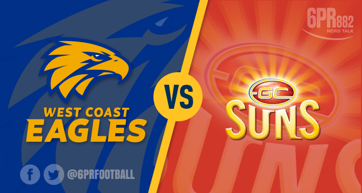 Article image for Shock loss for the West Coast Eagles to the Gold Coast Suns