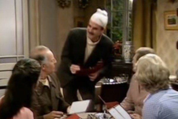 Fawlty Towers the latest victim of cancel culture