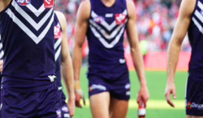 Freo defender out with toe injury