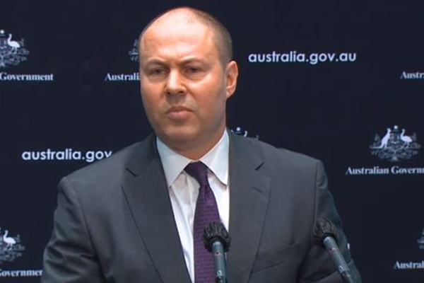 Treasurer reveals biggest deficit since World War II