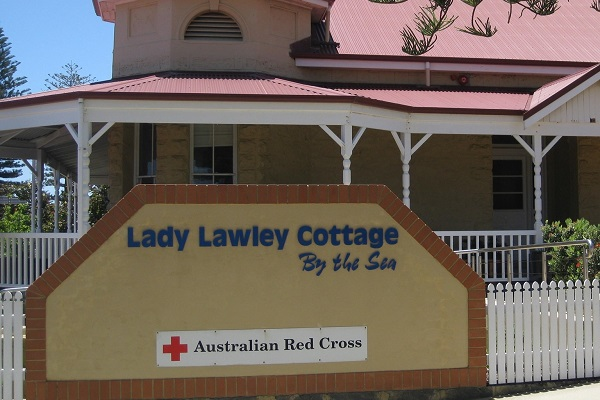 Article image for Fighting to keep Lady Lawley Cottage
