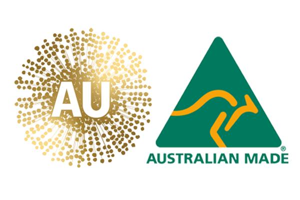 Mixed reaction to new Australian logo