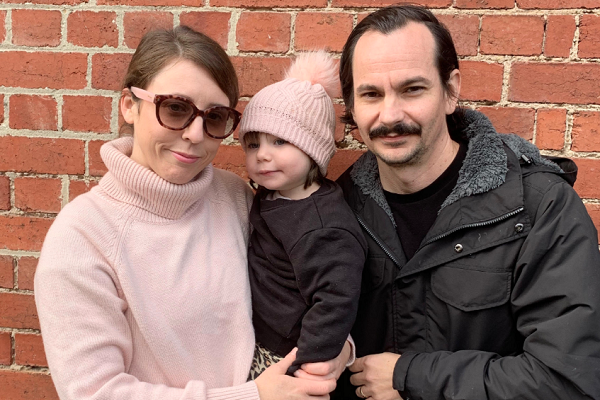 This family's moving truck is on it's way to WA… but they're locked out