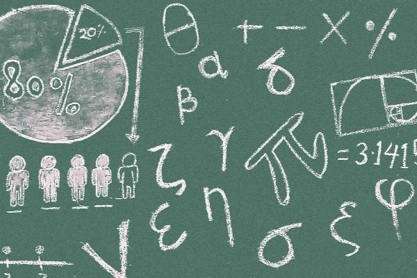 Did you struggle with maths at school?