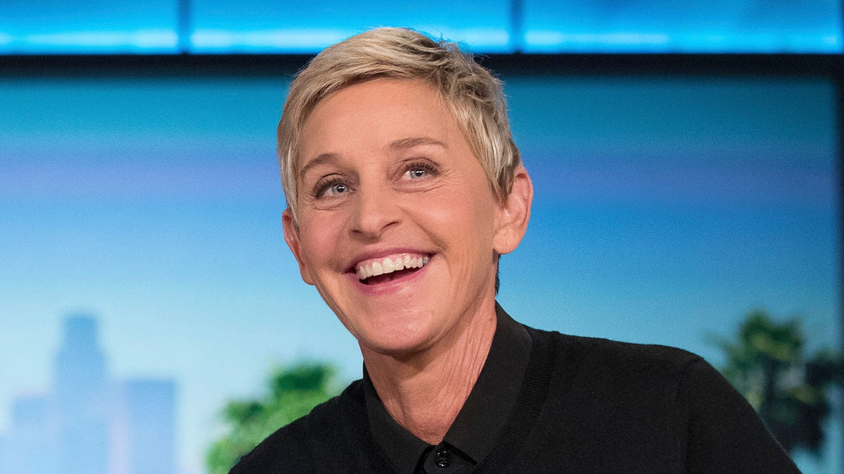 Article image for Ellen Degeneres Fires her Top 3 Producers