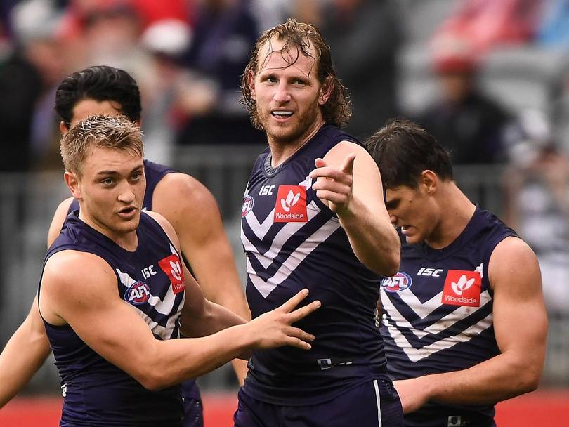 Article image for Freo player impressed with the season
