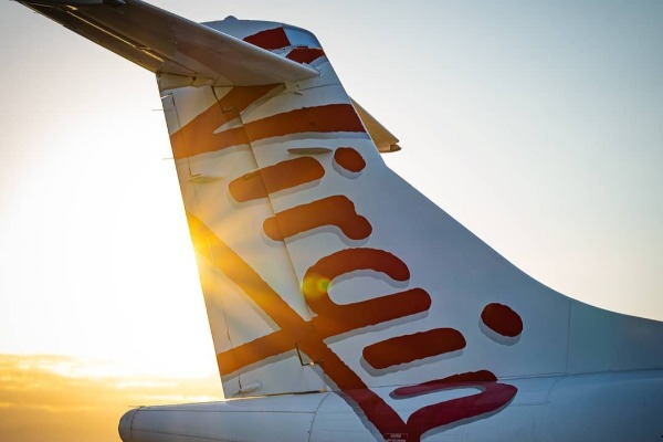 """Article image for Virgin Australia's """"flight path to profitability"""" – what passengers can expect"""