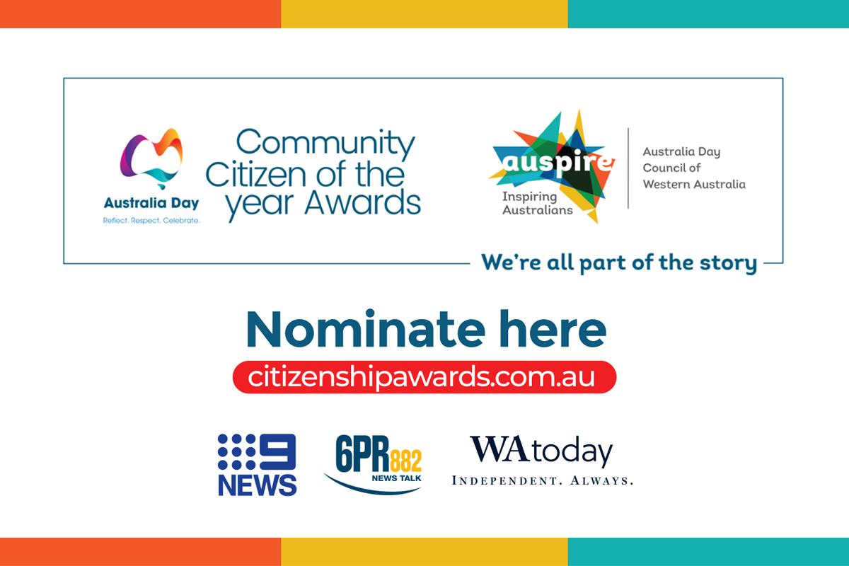 Article image for 2021 Community Citizen of the Year!