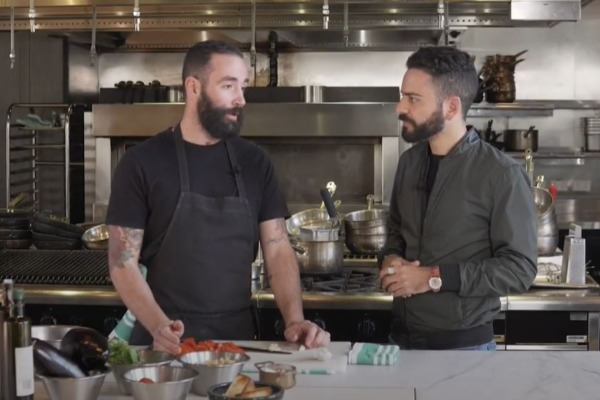 Get your foodie fix with Daniele Foti-Cuzzola