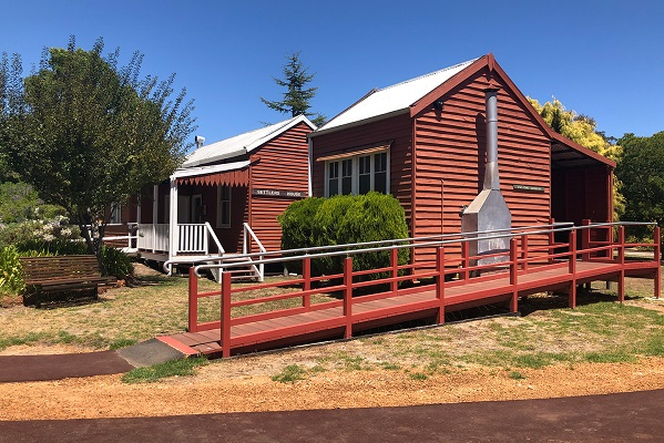 Discovering Manjimup Heritage Park – with Shire President Paul Omodei