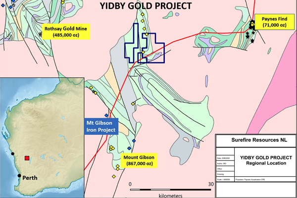 Article image for Surefire Resources: With the gold price riding high, historic gold projects are being reinvented & Surefire is in the thick of it.
