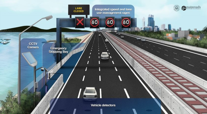 Article image for Smart Freeways turned on this weekend!!