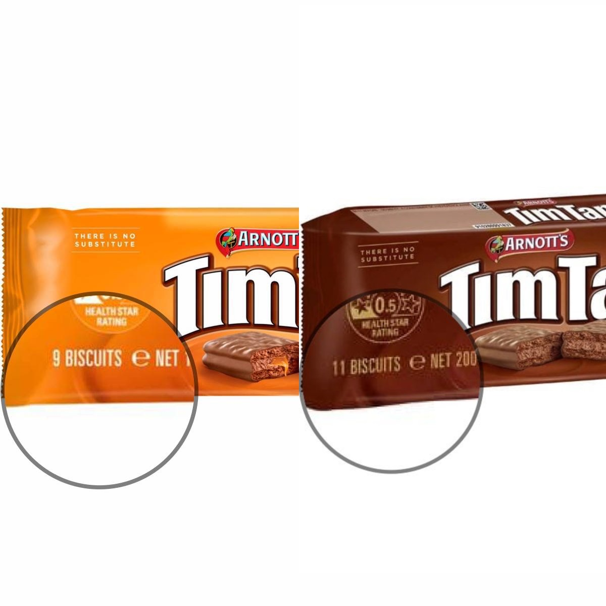 Shock TimTam discovery
