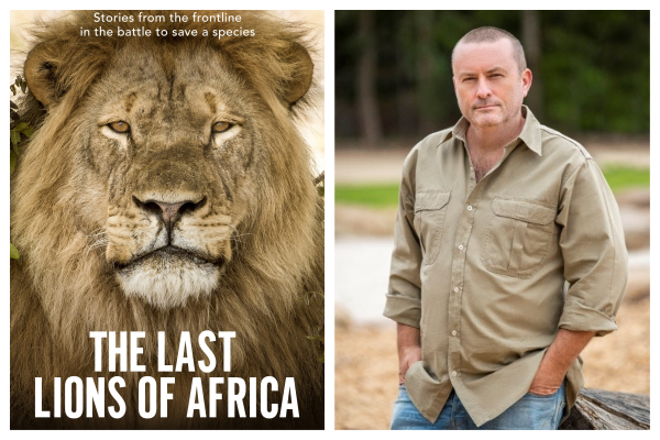 Get a close up look at The Last Lions of Africa with author Anthony Ham