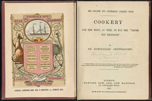 Fancy some turtle soup? Looking back at Australia's first cookbook