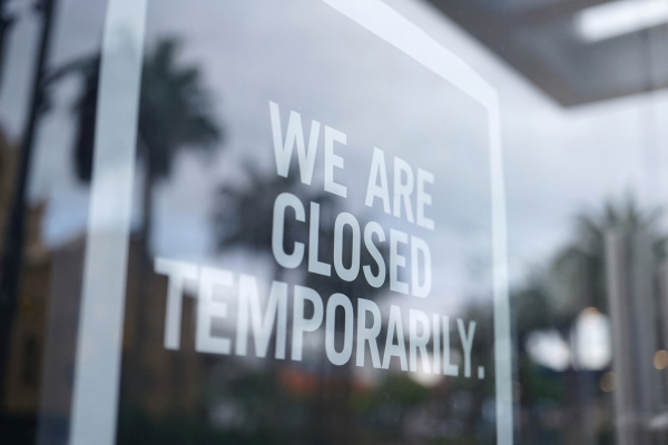 Article image for Why some hospitality businesses will stay closed post-lockdown