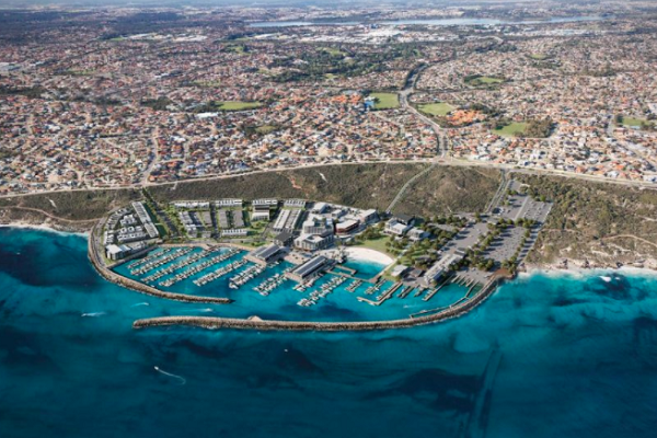 Article image for Community group won't drop the fight against the Ocean Reef Marina